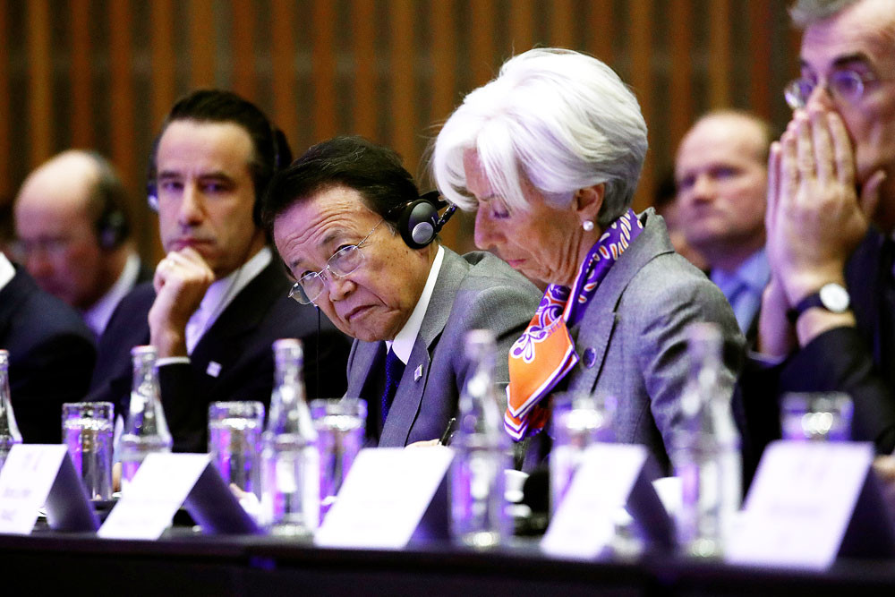 IMF's Lagarde warns US-China tariffs to slash global growth in 2020