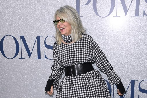 Screen Legend Diane Keaton Opens Up About Age Marriage And Hollywood People The Jakarta Post