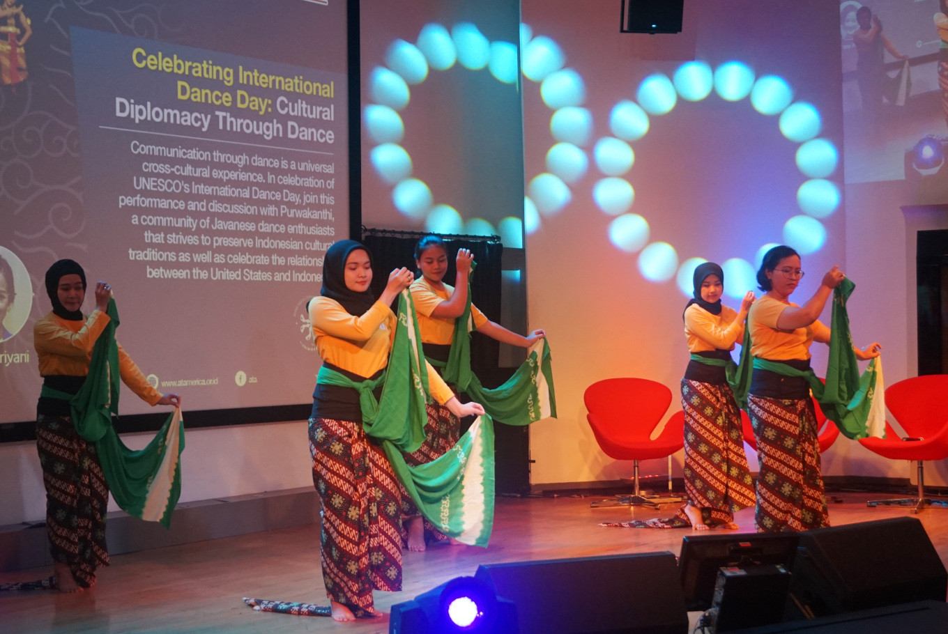 Jakarta event highlights dance as part of cultural diplomacy