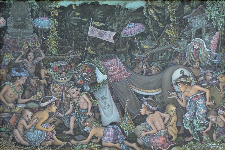 Lot 620 Pemantasan Barong by Wayan Meja