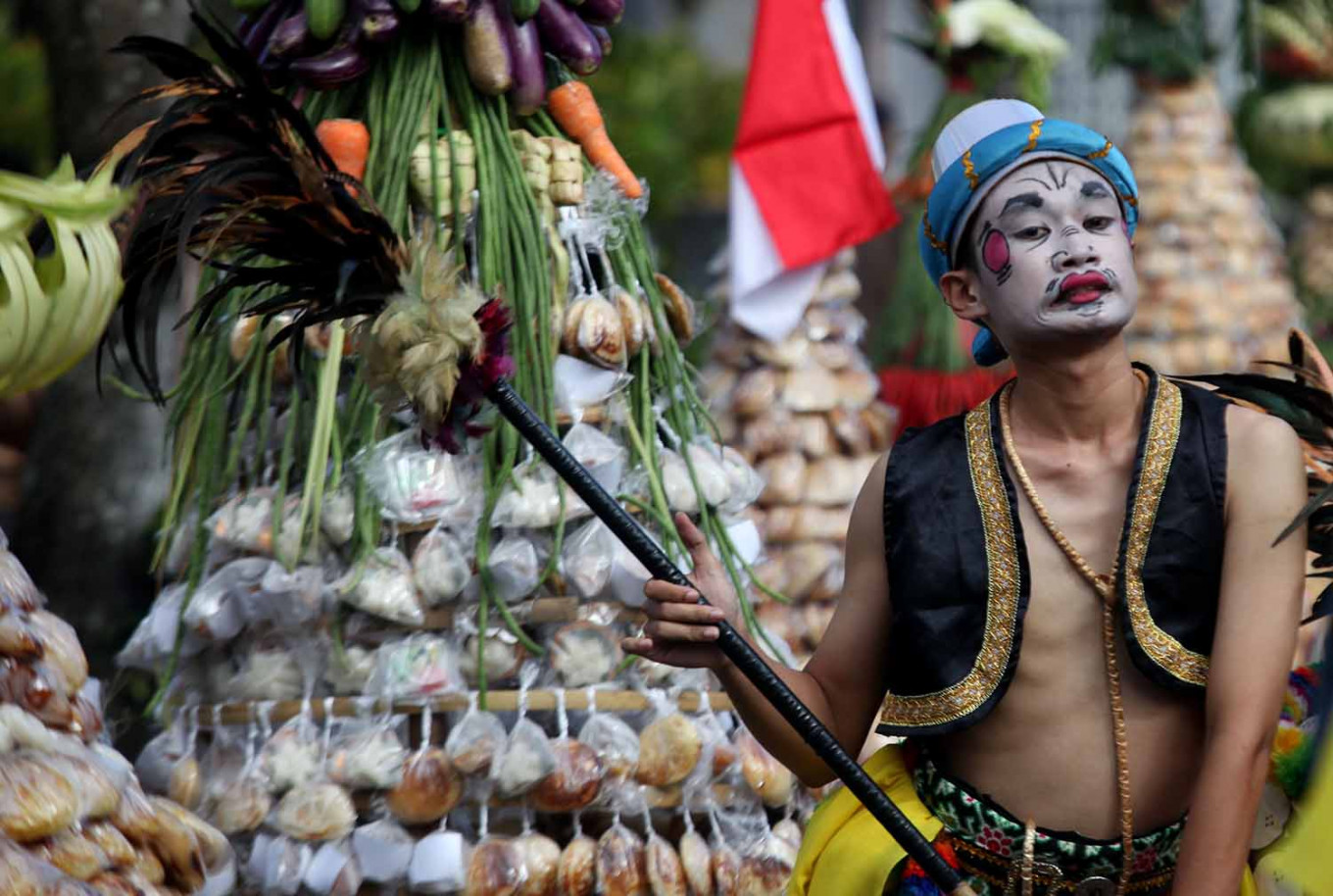 'Apeman': Yogyakarta's way to welcome Ramadan