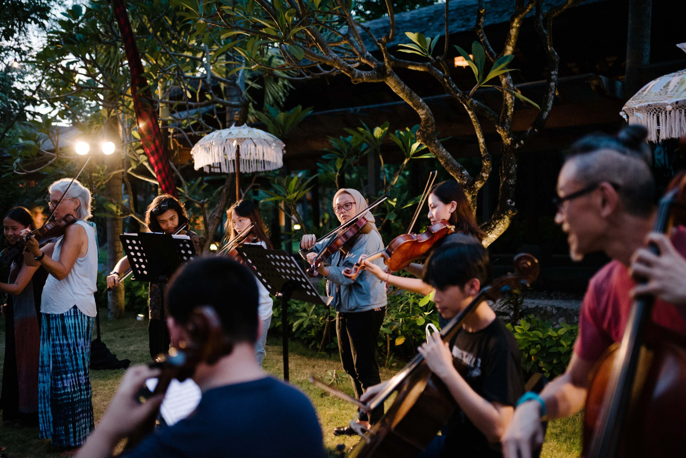 'Bach in Bali' fosters love for classical music among youngsters