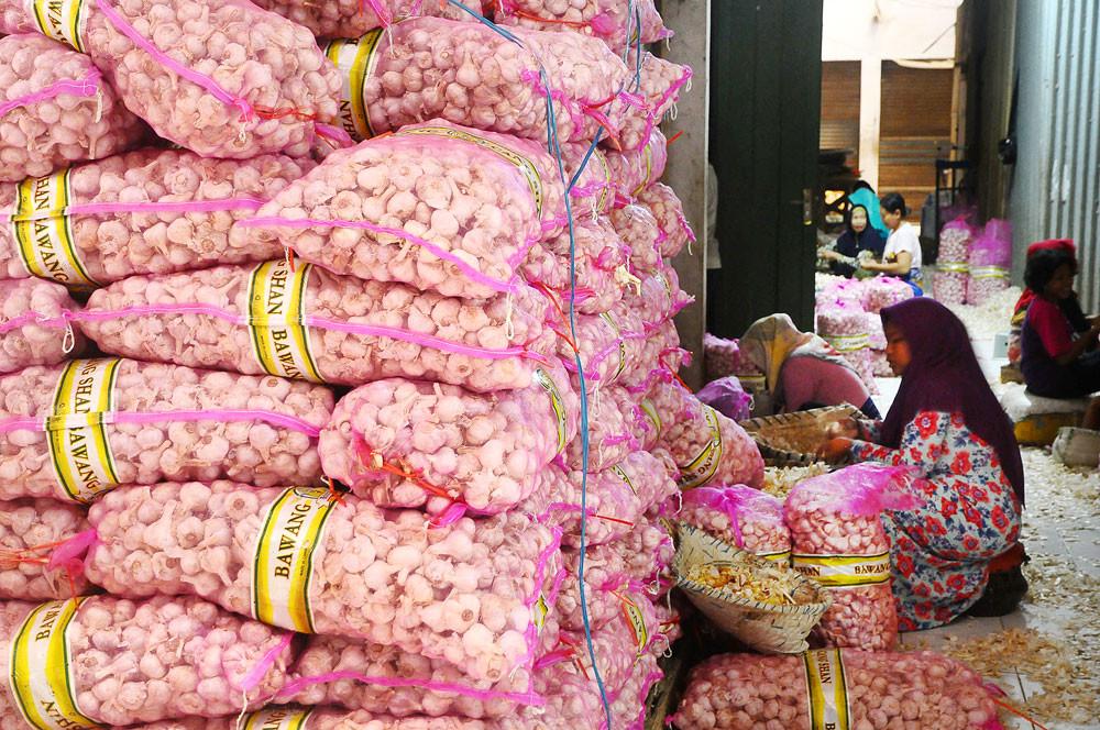Rising garlic price cannot be blamed on coronavirus: Business watchdog