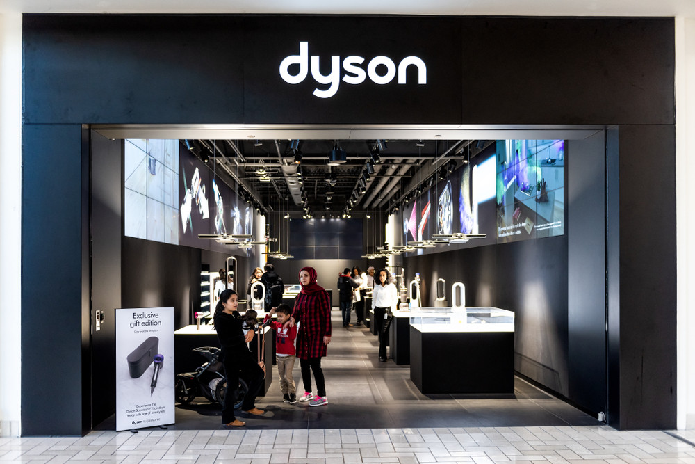 First patents surface for Dyson electric car planned for 2021