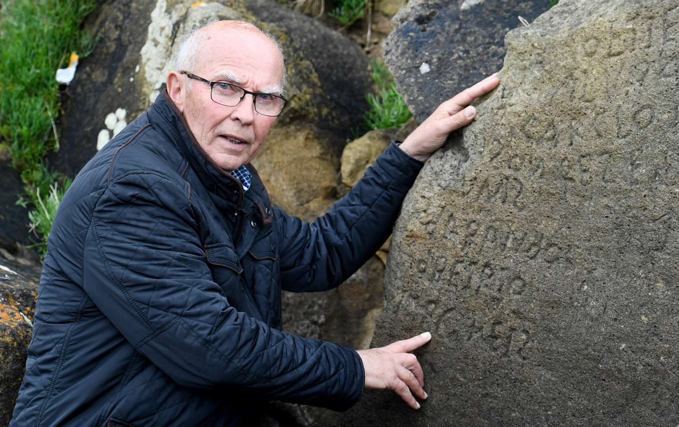 French village offers reward to decipher its 'Rosetta Stone'