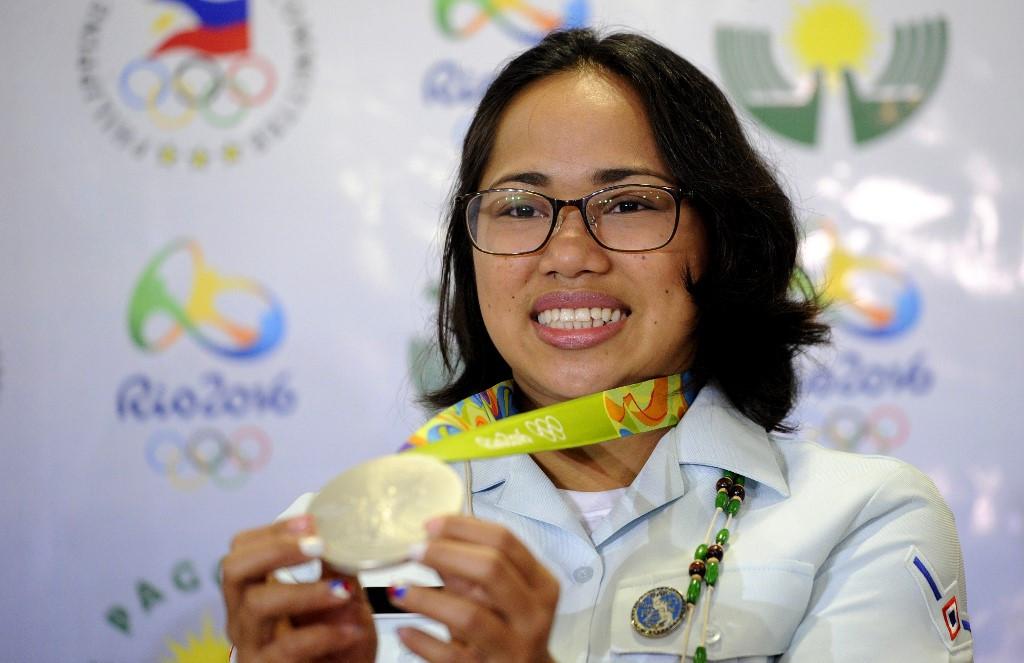 Filipina Olympic star fears for life over Duterte foe list