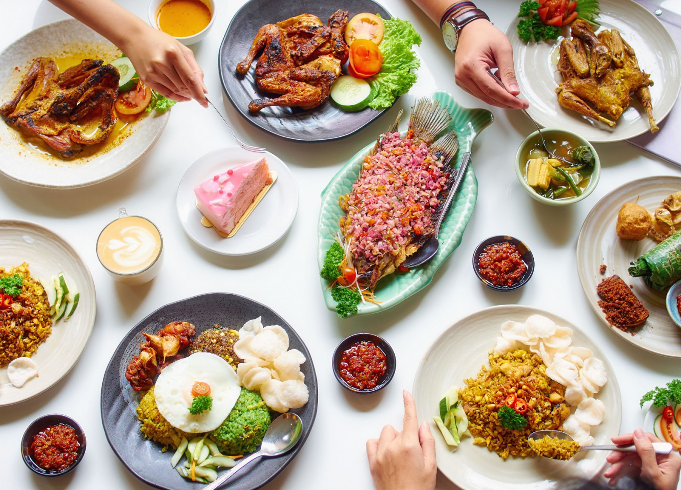 Spend and savor quality time, food for breaking the fast at these Jakarta hotels