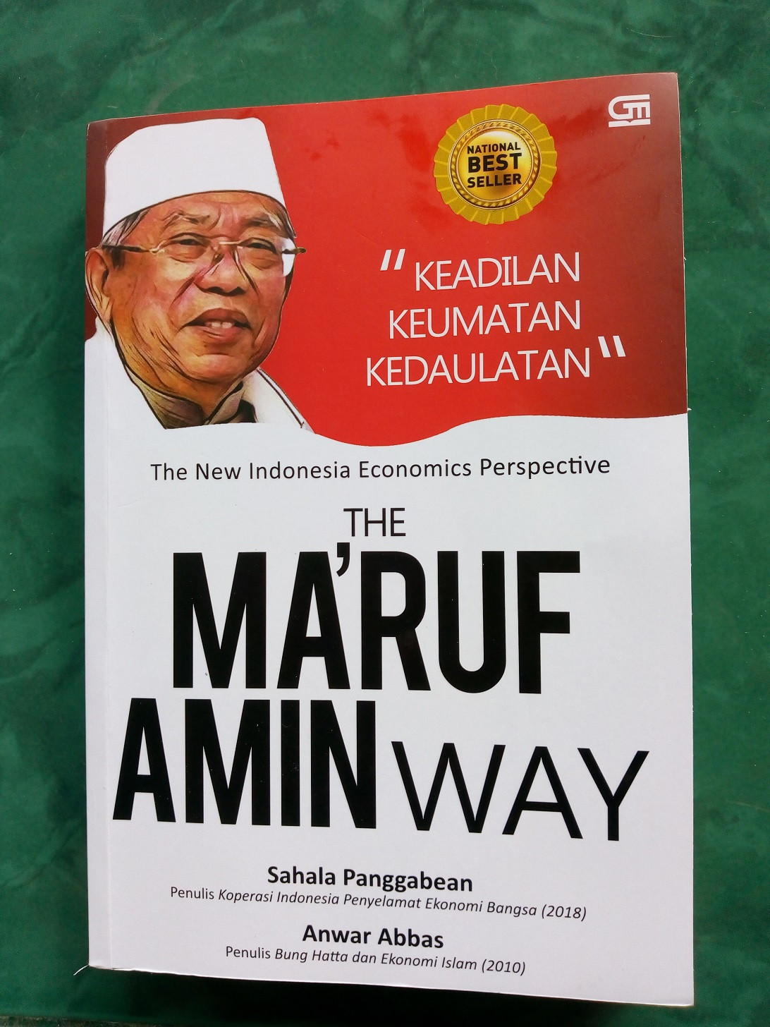 'The Ma'ruf Amin Way': The theoretical ideals of Islamic economics