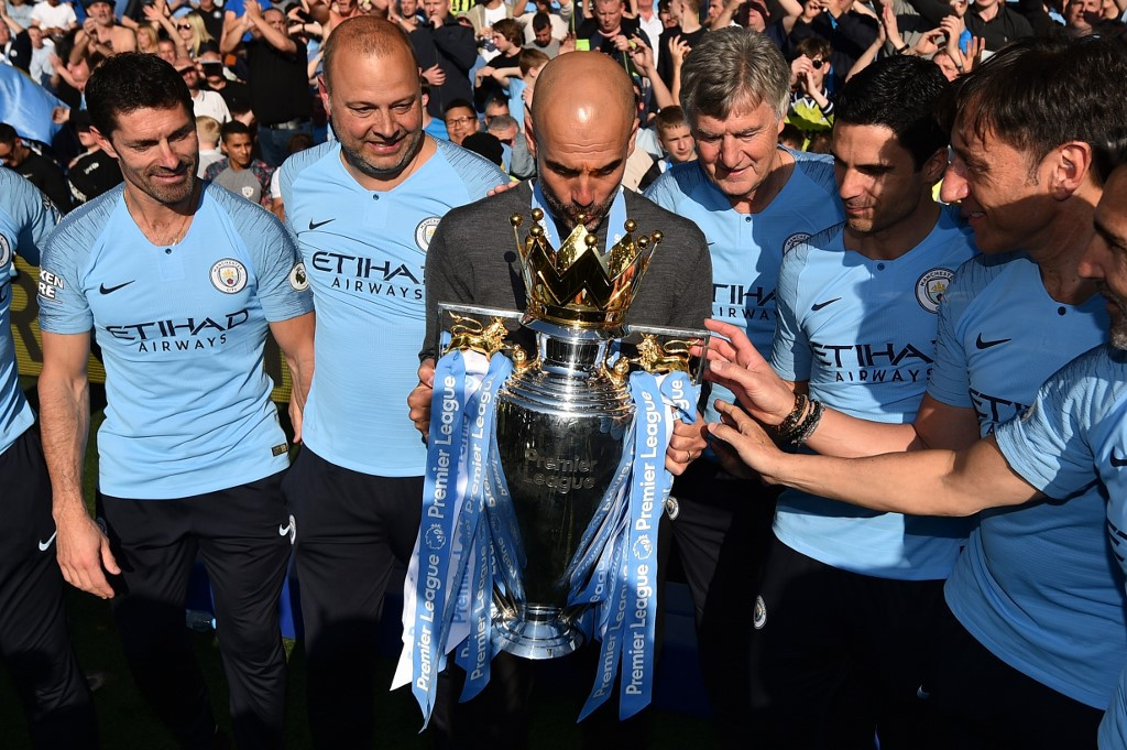 Man City target landmark treble as UEFA probe looms