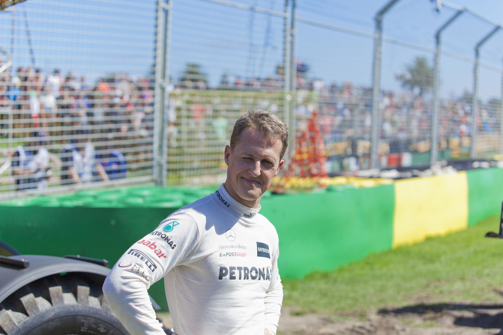 Schumacher documentary in the works and headed to Cannes