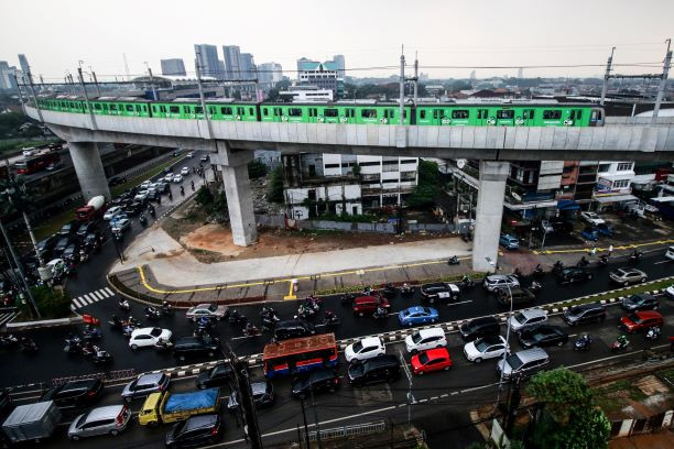 MRT Jakarta decides on Ancol as site of depot in Phase II construction
