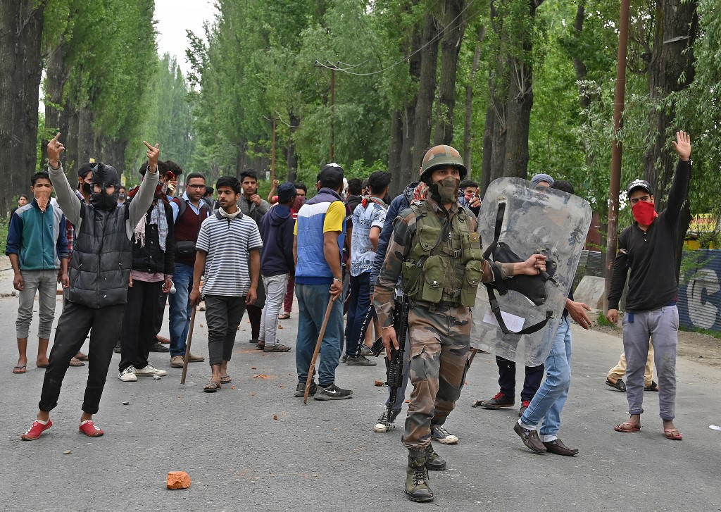 Protests in Indian Kashmir over rape of 3-year-old