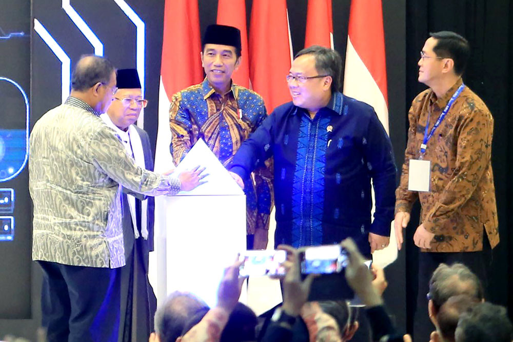 Indonesia's ranking in Islamic finance jump six spots but major challenges remain