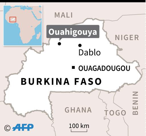 Gunmen kill four at Catholic parade in Burkina Faso: Church
