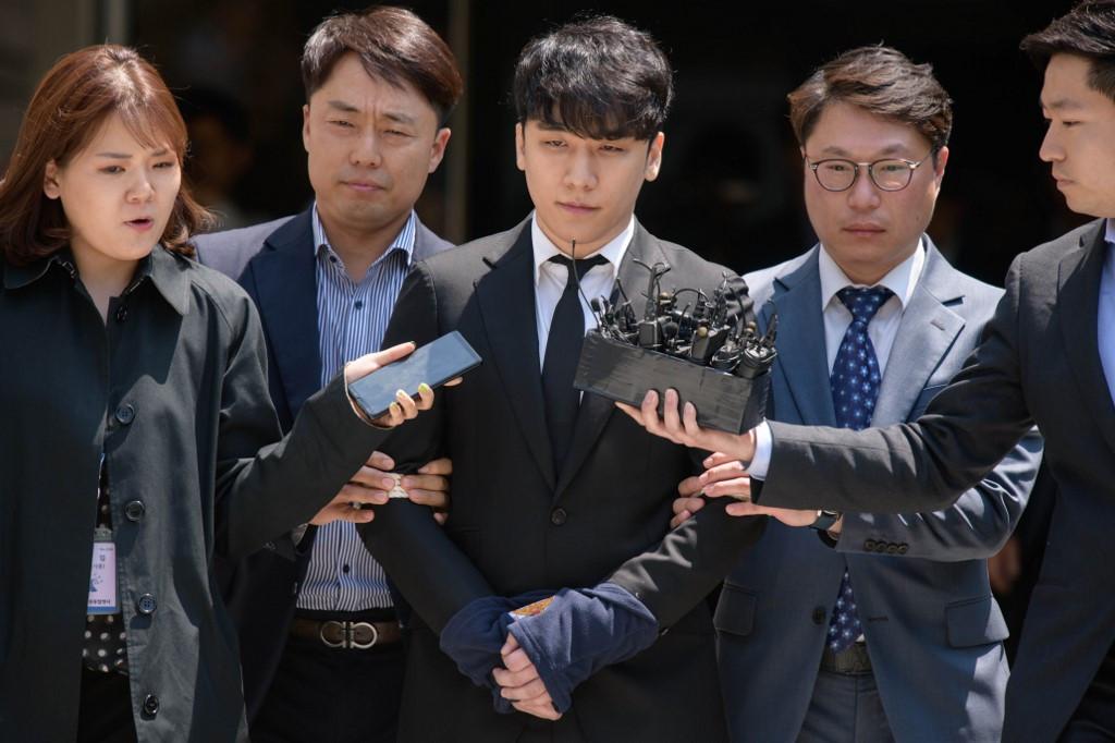 South Korean court denies arrest warrant for K-pop star Seungri
