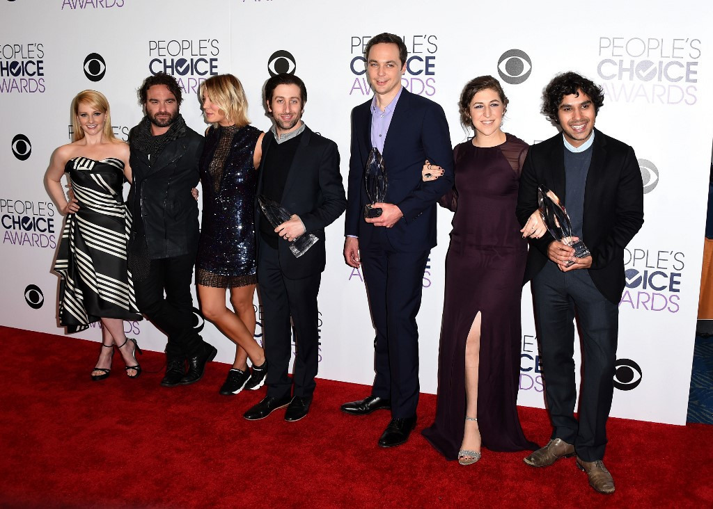 Curtains for 'The Big Bang Theory', unlikely ratings giant