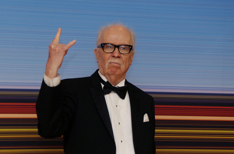 Cult horror director John Carpenter honored at Cannes