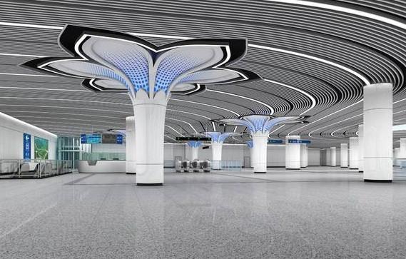 New Beijing airport subway starts trial in June