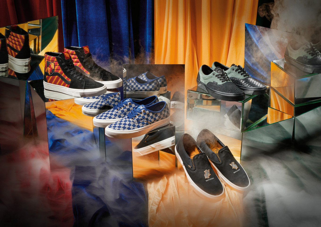 Vans set to release Harry Potter inspired collection