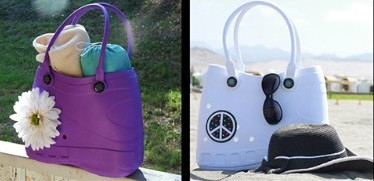 Optari designs Crocs-inspired tote bags
