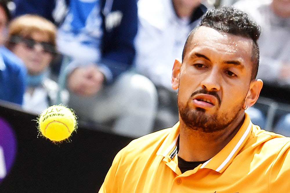 'What are you talking about?' Kyrgios blasts Thiem in virus row