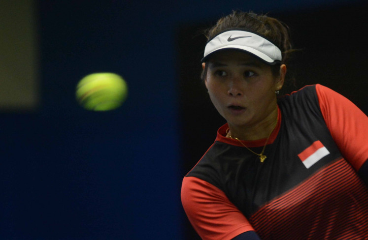 Indonesian tennis gears up for Philippines' SEA Games