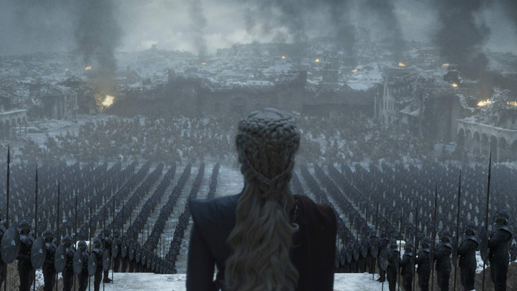 Where will we see Emilia Clarke, Peter Dinklage and Maisie Williams after 'Game of Thrones'?