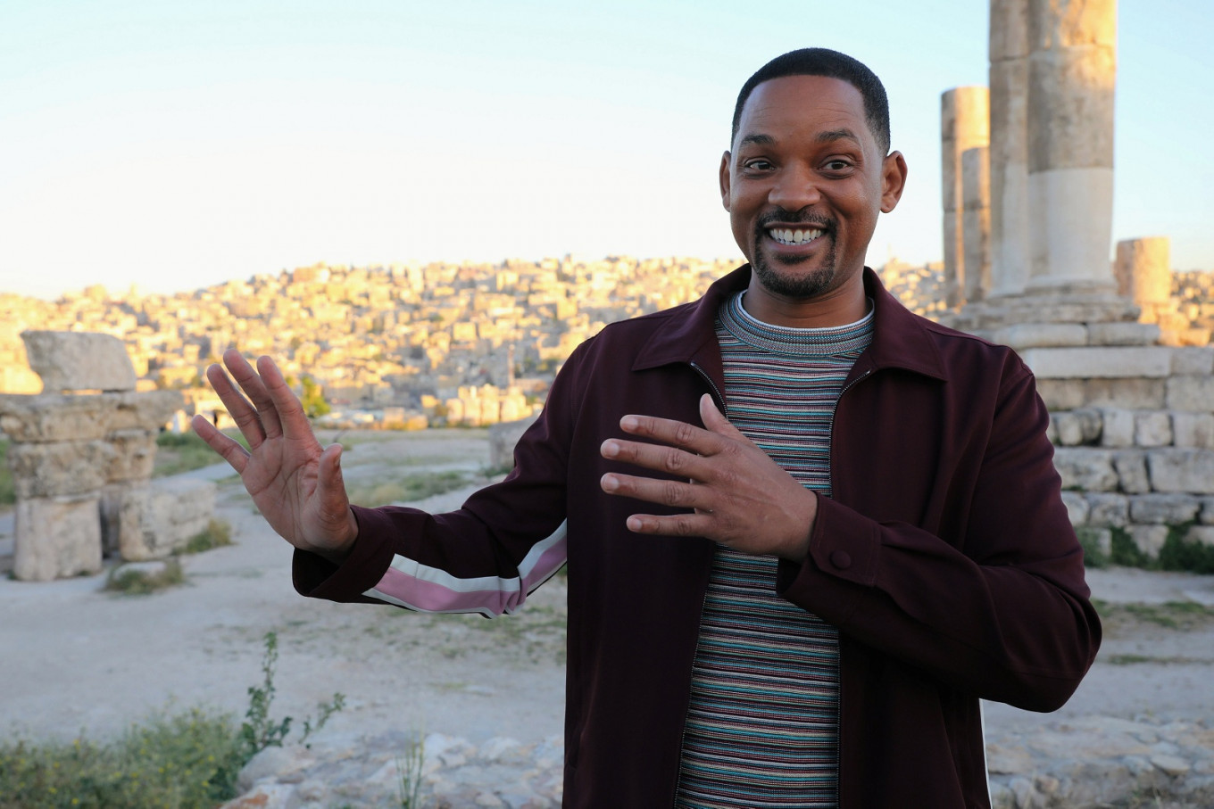 Will Smith and Queen Latifah team up for hip-hop take on Romeo and Juliet