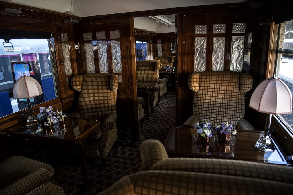 Could the fabled Orient Express take to the rails again?