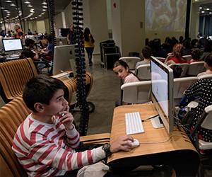 In robotics class, Armenian teens dream of high-tech future