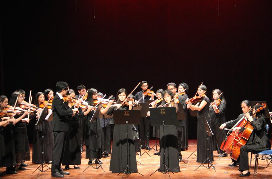 Neo Capella Amadeus concert spotlights young musicians