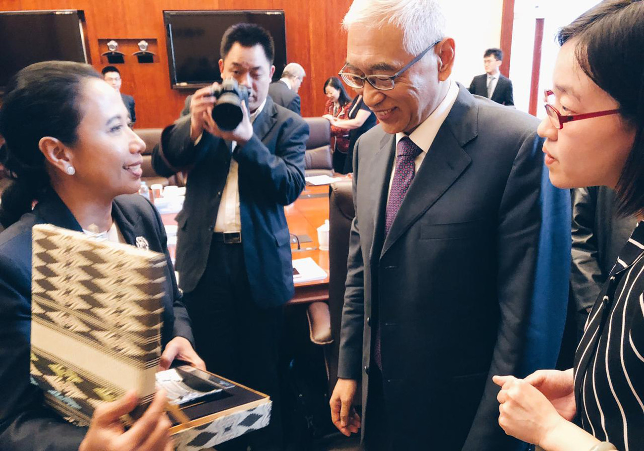 Inalum looks for cooperation with China's metal industry