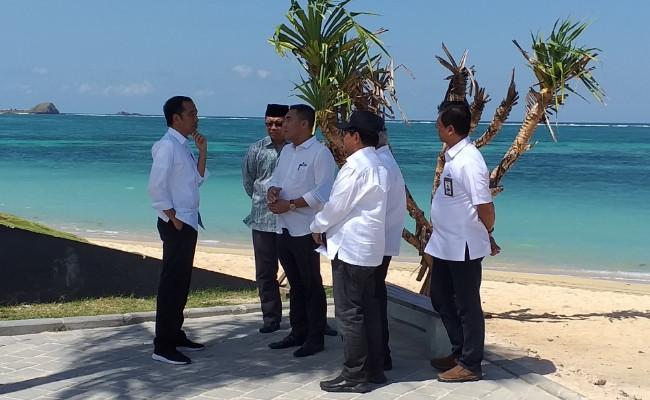 Jokowi hopes MotoGP's Mandalika circuit can boost Lombok's popularity
