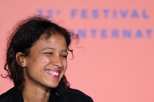 First black African woman enters Cannes race with migrant ghost story