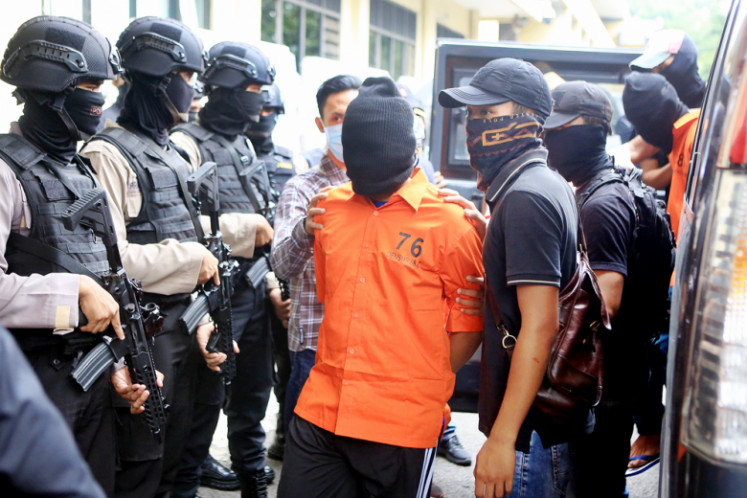 US charges Indonesian extremist in 2002 Bali bombings