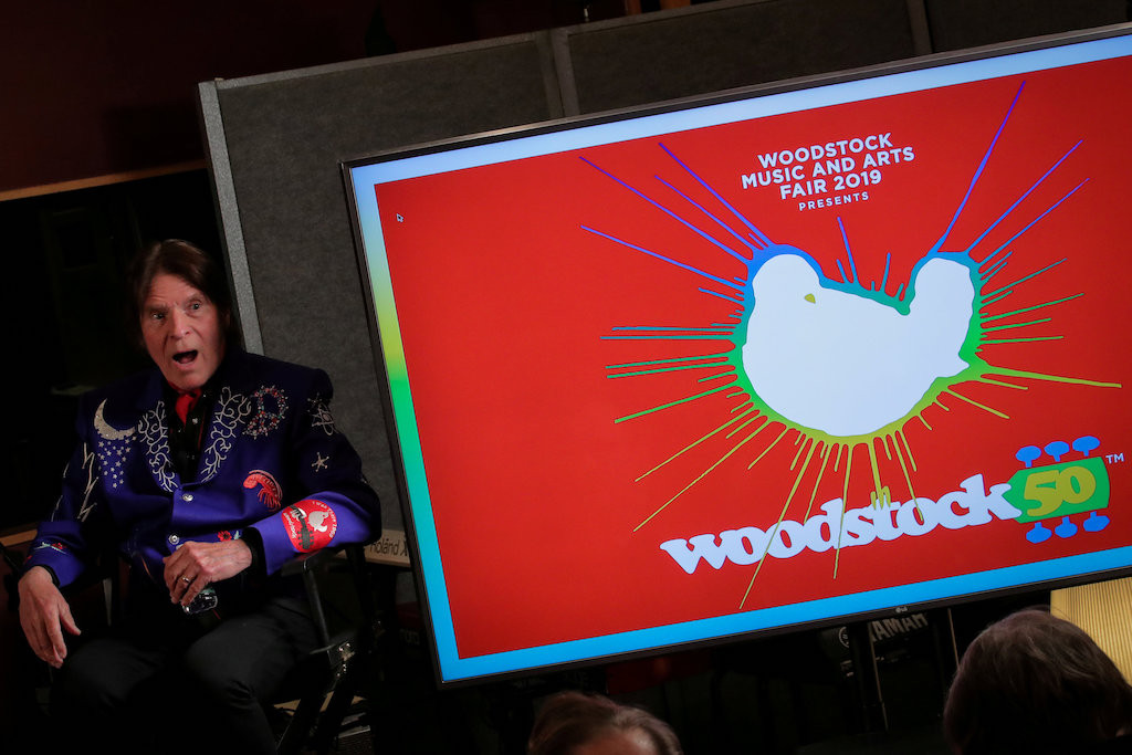 Woodstock 50 festival announces new funding to get show back on
