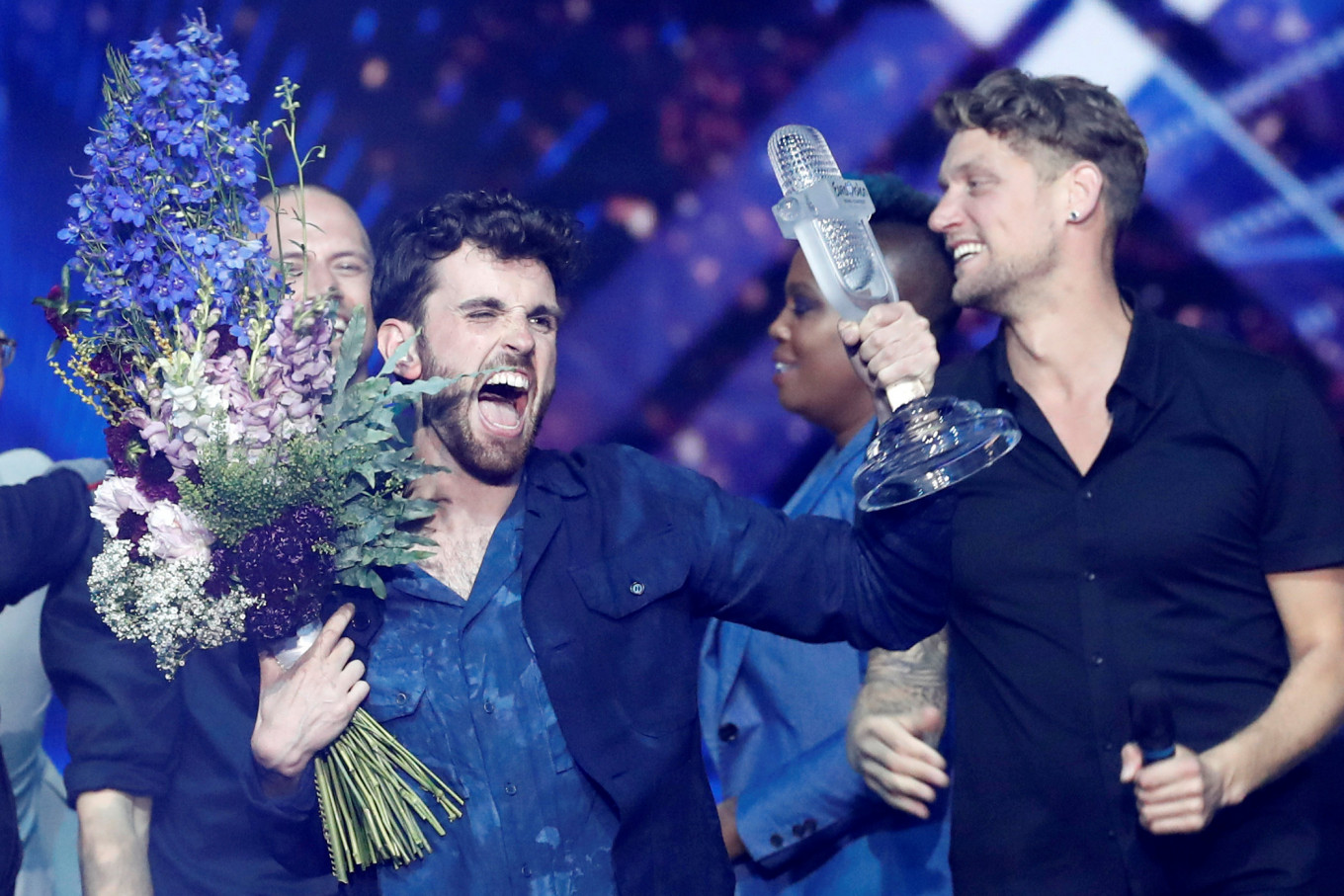 Dutch port city of Rotterdam to host 2020 Eurovision Song Contest