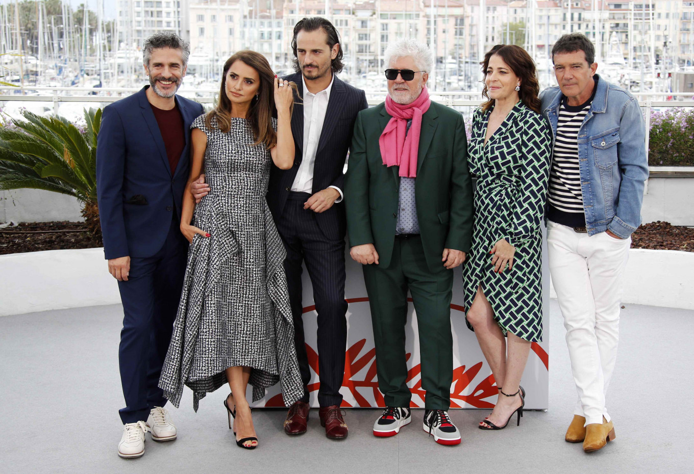 Almodovar's ode to filmmaking hits the right notes at Cannes