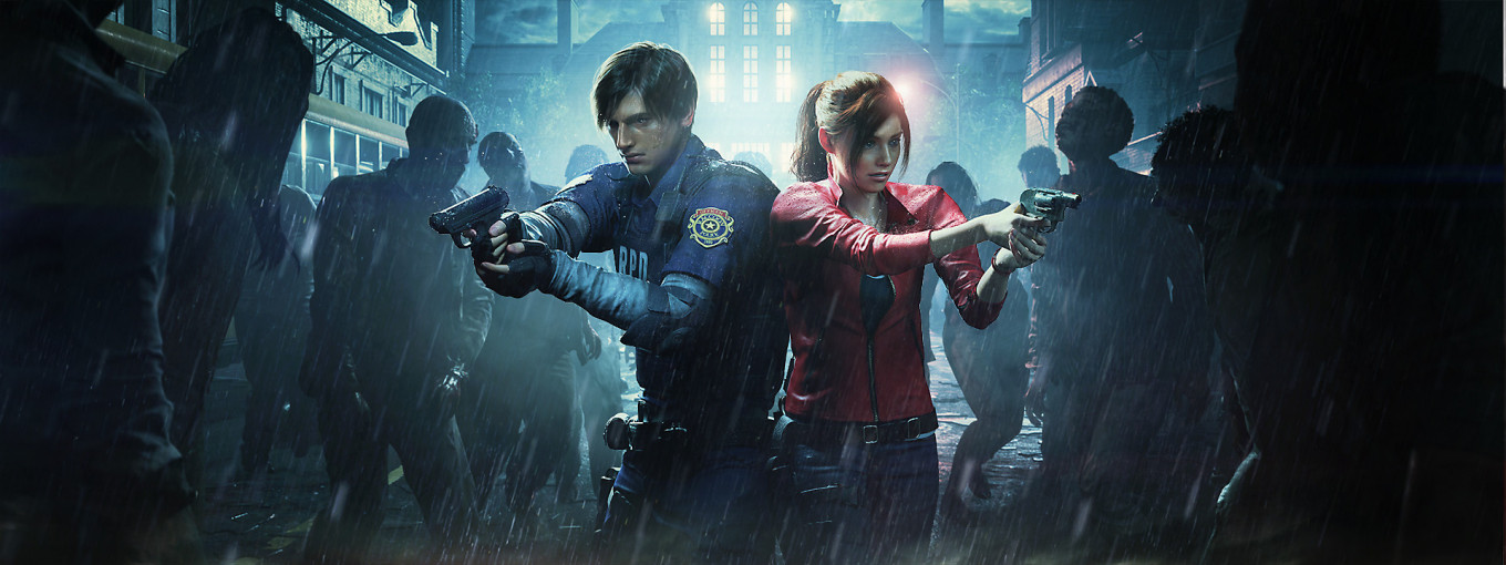 Game review: 'Resident Evil 2' still scary after all these years