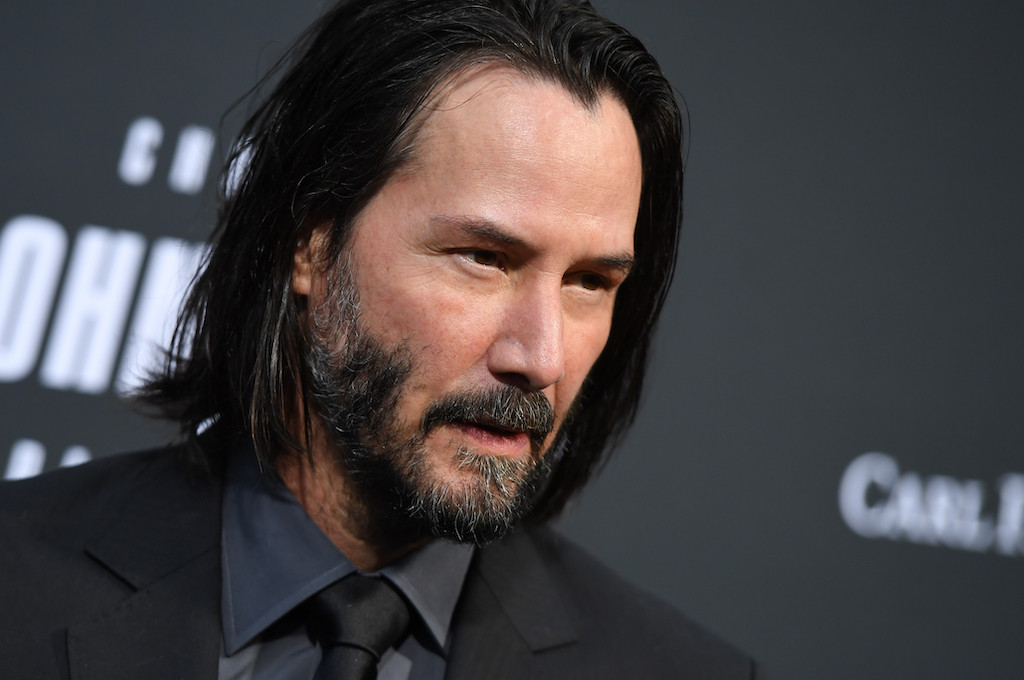 Keanu Reeves says he is a lonely guy - People - The ...
