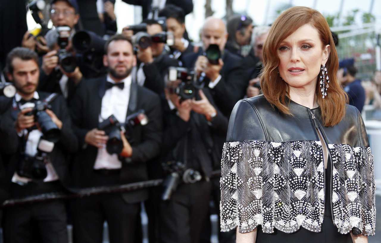 Julianne Moore Says Personal Experiences Spurred Her To Back