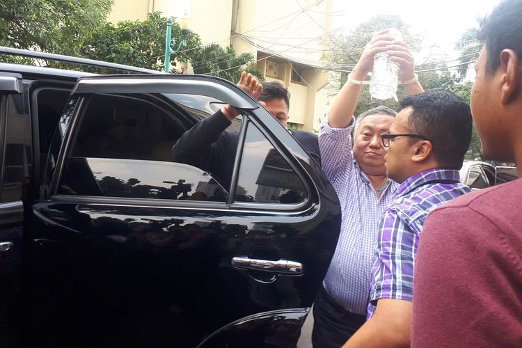 Prabowo campaign spokesman arrested on subversion charges