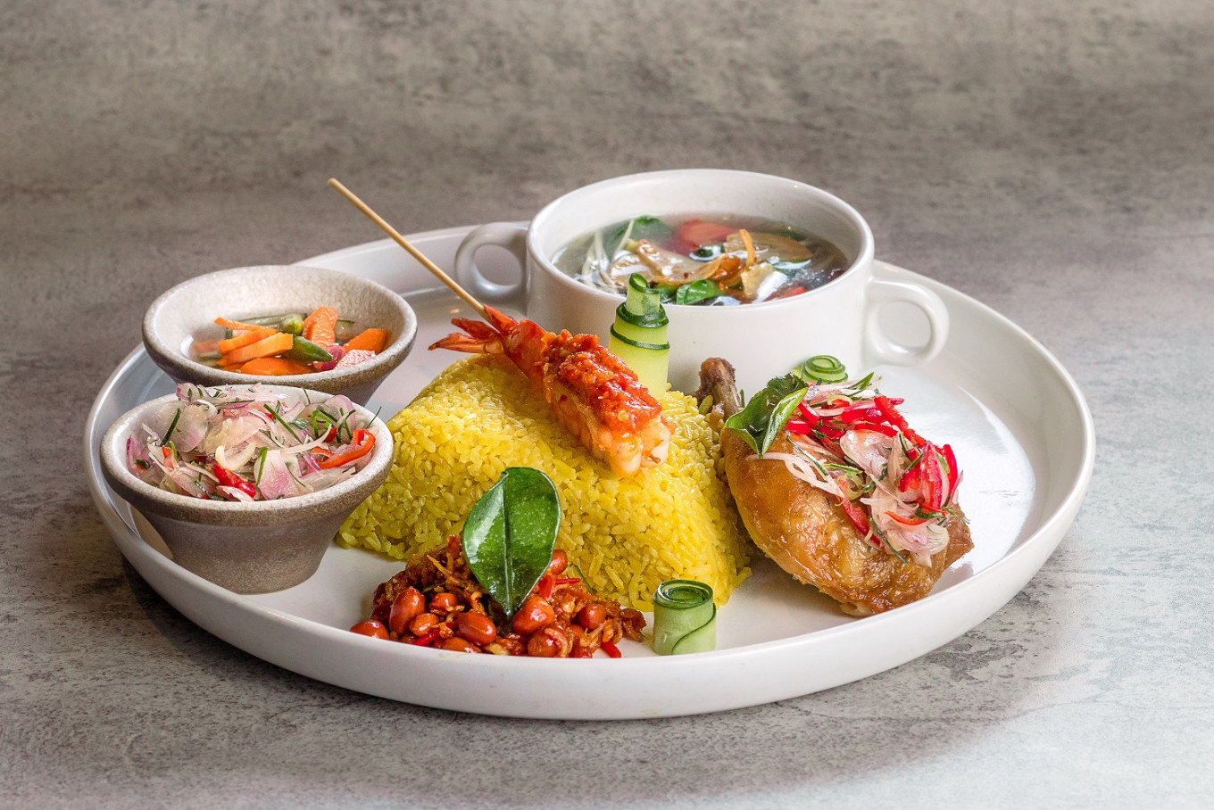Break-the-fast with Indonesian food at these three restaurants