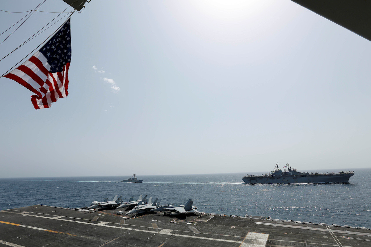 Australia to join naval exercise with India, US, Japan
