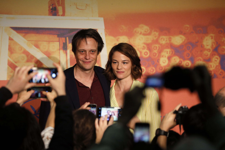 Malick's tale of conscientious objector divides Cannes critics