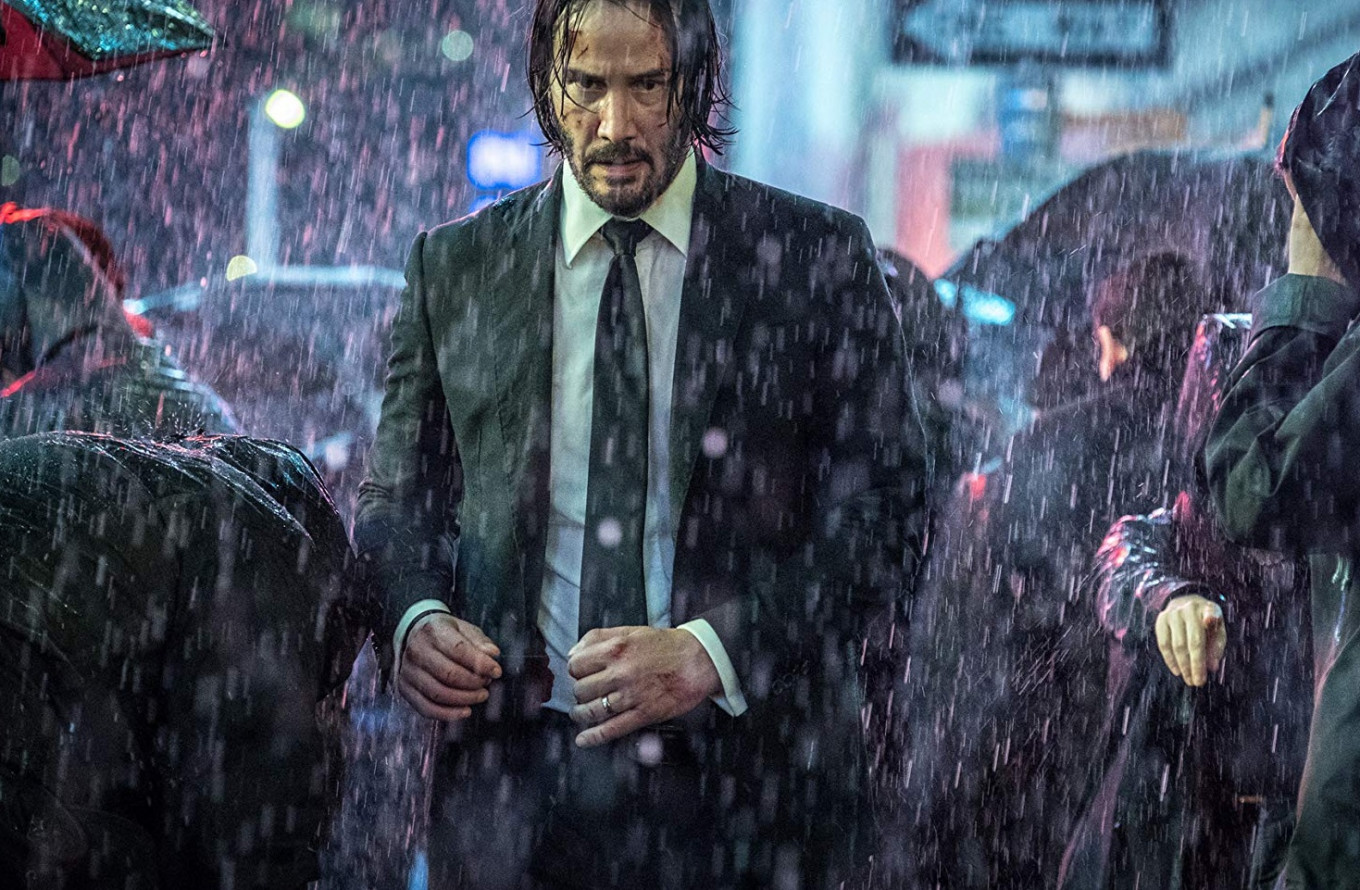 'John Wick 5' already confirmed by Lionsgate