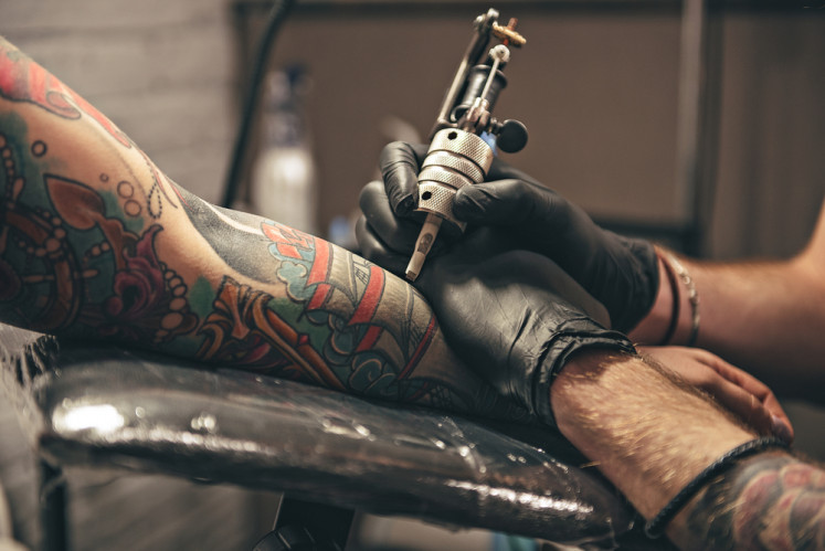 Bali Tattoo Expo to kick off this weekend