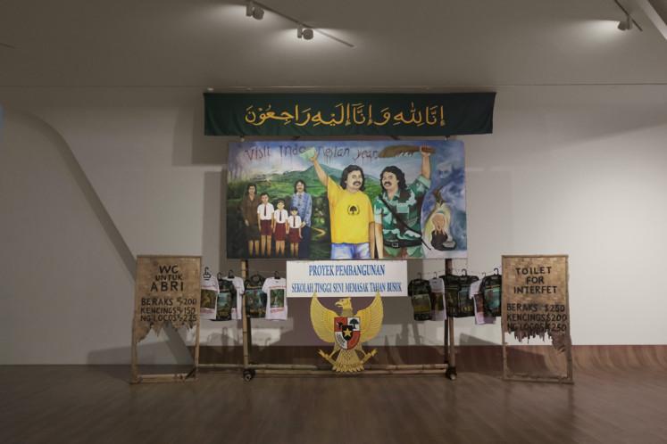 'Dunia Dalam Berita': a peek into artists' struggle against New Order