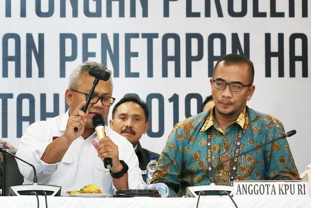 KPU to name Jokowi president-elect on Sunday