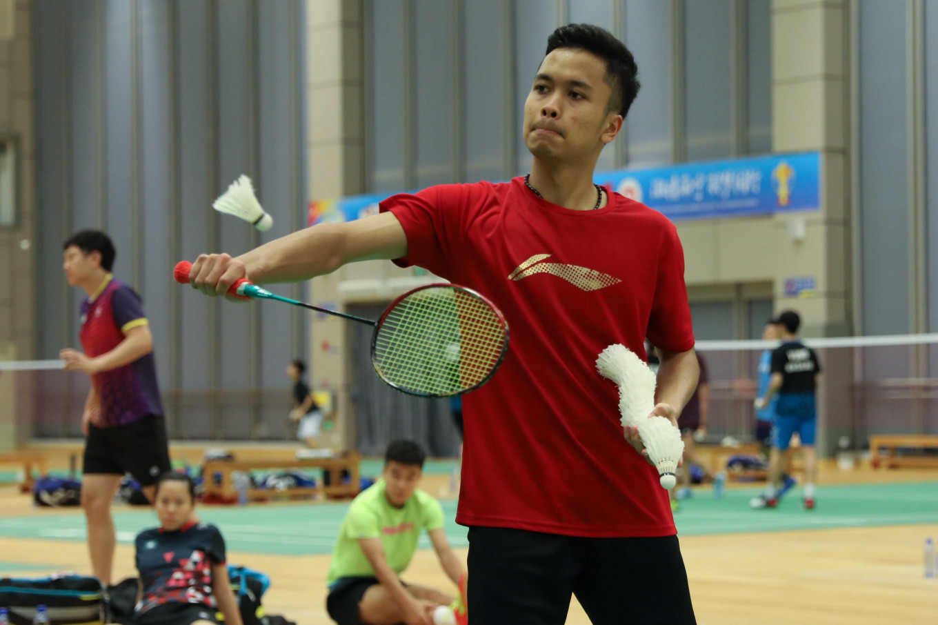 Shuttler Anthony Ginting climbs to fifth in BWF world rankings